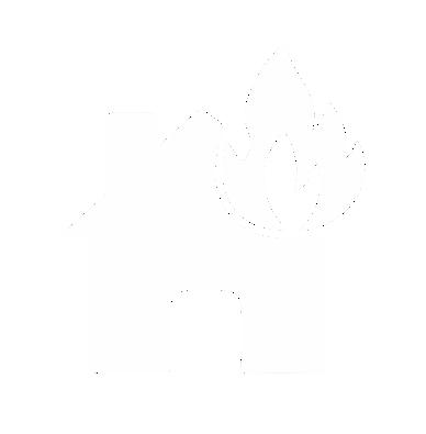 Пожар у дома